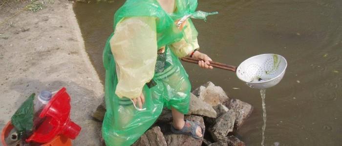 Pescarul dezamăgit